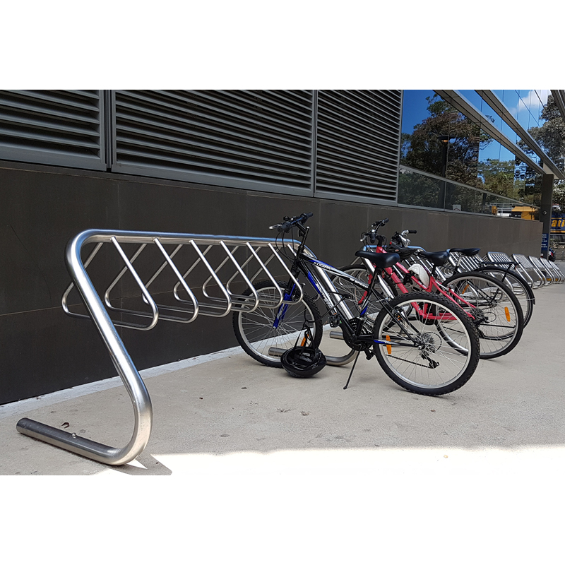 Coat Hanger Bike Rack Large