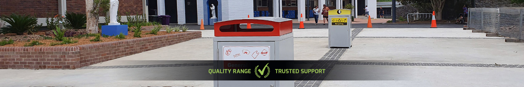AS Urban Street Furniture Monthly Product Specials