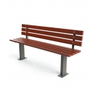Steel Seats & Benches