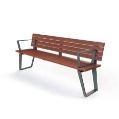 Timber Seats & Benches